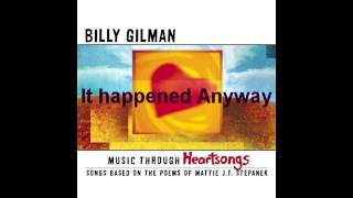 Watch Billy Gilman It Happened Anyway video