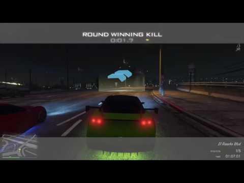 MLG GTAV RACE