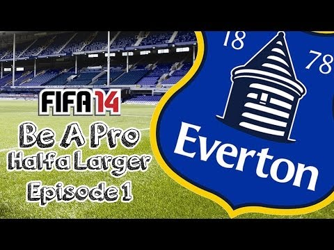 FIFA 14 - Virtual Pro Career Mode - Halfa Larger - Episode 1