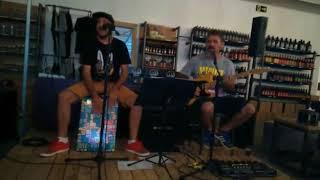 Thiago Neves Acústico - Pet Sematary (The Ramones)