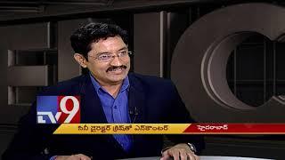 Director Krish in Encounter With Murali Krishna - TV9