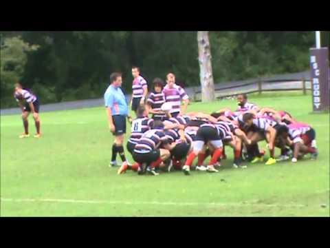 Hampden-Sydney College vs. Lord Fairfax Community College Part I--9/13/14