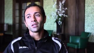 Amr Shabana, John Nimick, Tournament of Champions interview