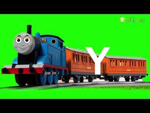 ABC Alphabet  song A Z Thomas And Friends