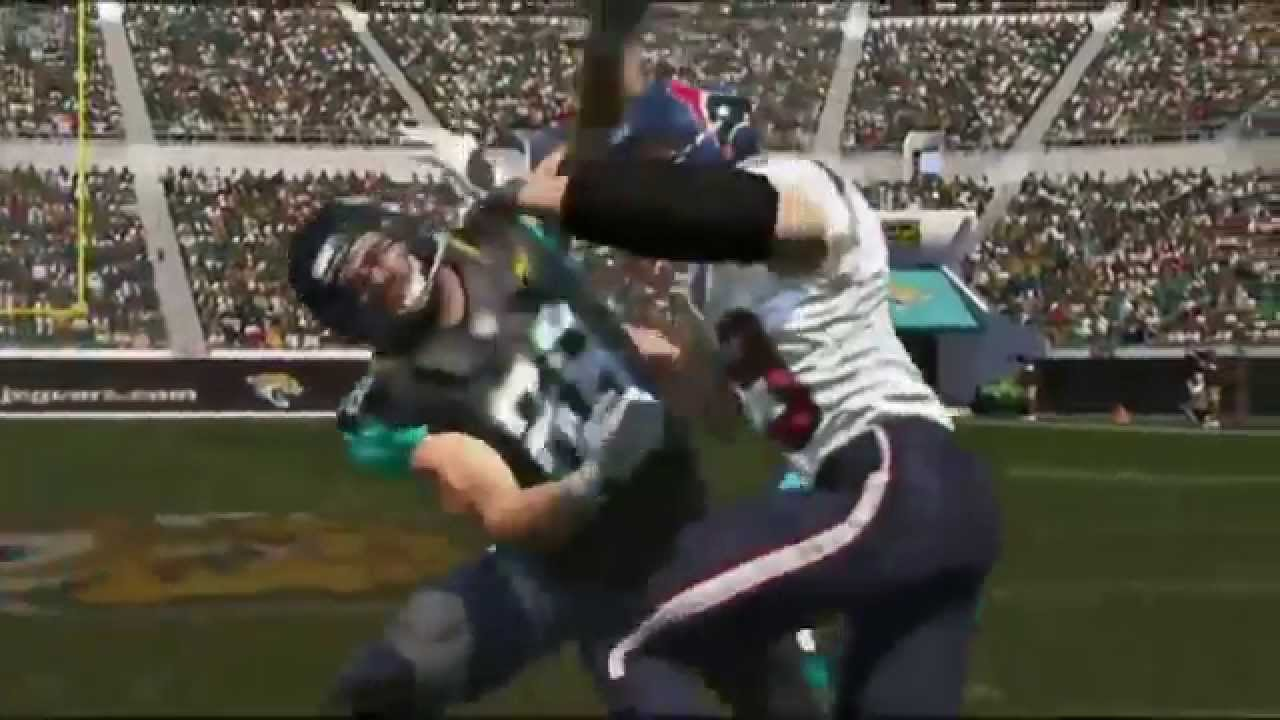 Madden 15 - DEFENSE Gameplay - FIRST LOOK!! - (E3 2014) - YouTube
