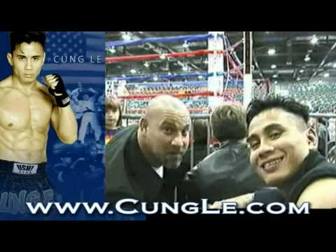 Cung Le Fight Reel [HQ] Pre-MMA Image 1