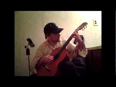Alman (Renaissance Dance) by Robert Johnson played by Frank Grigonis