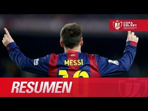 Resumen de FC Barcelona (1-0) Atlético de Madrid