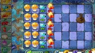 Irony Pea - Challenge - Plants Vs  Zombies 2 It
