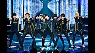 BTS - Uma hora de som - Flow - K-Pop