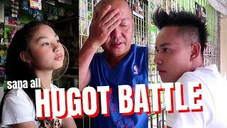 "HUGOT BATTLE SA TINDAHAN | ""CRUSH""intahan Part 3 