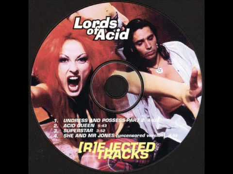 Lords Of Acid - She And Mr. Jones