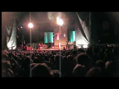 Natalia Titova ballando con le stelle a San Giovanni Lupatoto