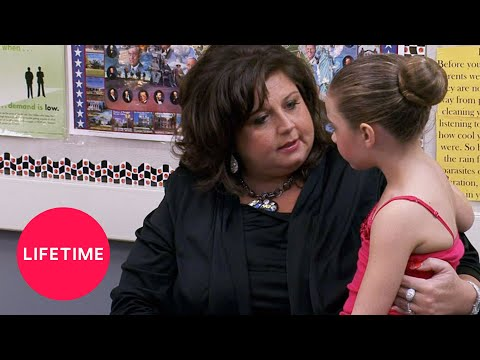 "Dance Moms: Mackenzie's Lyrical Solo - ""If the Shoe Fits"" (Season 2) | Lifetime"