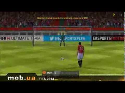 Обзор ФИФА 14 (FIFA 14) на Андроид - mob.ua