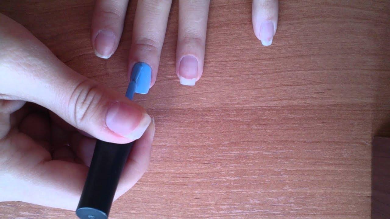 Пленка для ногтей фото что это