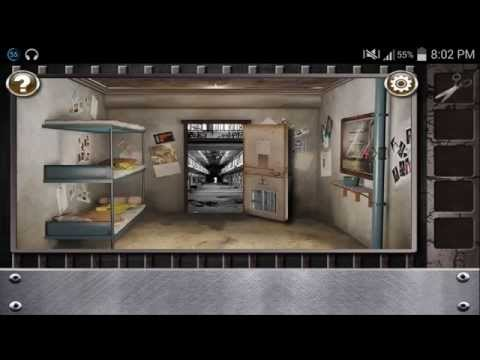Escape The Prison Room Level 3 - Walkthrough