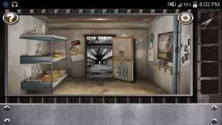 Игра escape the prison room прохождение 4 уровень