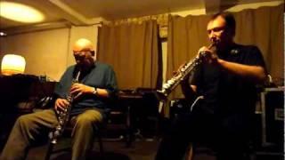 Lol Coxhill,John Butcher @ Cafe Oto 6.03.10