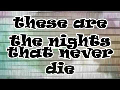 Avicii - The Nights Lyric Video