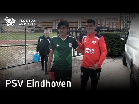 PSV Eindhoven is already training in Florida