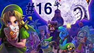 Let's Play Live - The Legend of Zelda: Majora's Mask - #16