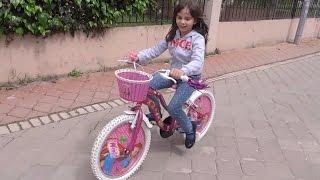 Bisiklet Sürmeyi Öğreniyorum - Eğitici Çocuk Videosu   Funny Kids Videos