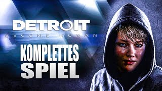 Detroit Become Human Gameplay German Part 1 FULL GAME German Walkthrough Detroit Become Human