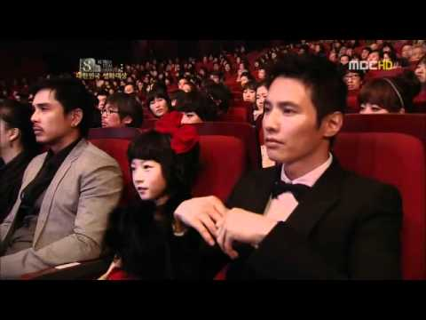 [101118]   (Mad Soul Child) - Dear {Korea Film Awards}