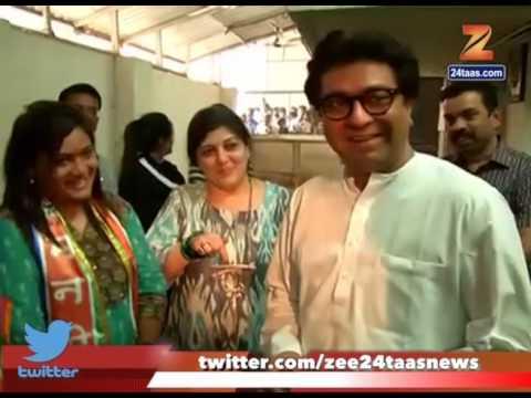 Swapna Deshpande At Krushnakunj For Election Campaign thumbnail