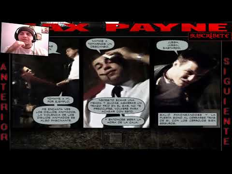 Jugando Max Payne Parte 10 APC / Que nos dio esta conchuda