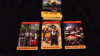 Tarot Readings with the Zirkus Magi Tarot Deck