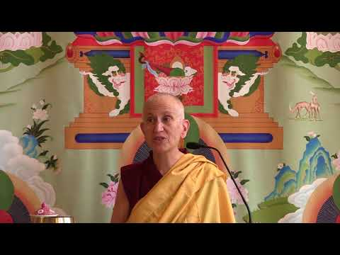 43 The Course in Buddhist Reasoning and Debate: Functioning Things 06-21-18