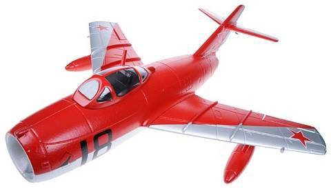 Exceed RC 50MM 2.4Ghz MIG-15 High Performance Brushless EDF Jet Review