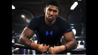 IS ANTHONY JOSHUA FINALLY REVEALING HIS DARKSIDE?