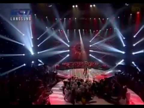 Yoda Sweet Child O' Mine Guns N' Roses - Spektakuler Indonesian Idol 2012