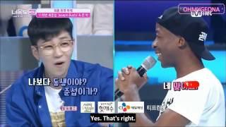 [ENGLISH SUBTITLES] Choi Yunseop (Joseph Busto) sing