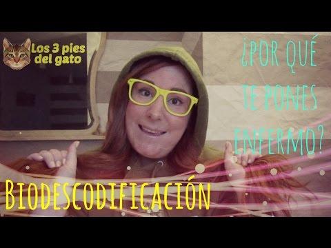Biodescodificación ⚛ ¿Por Qué Te Pones Enfermo?