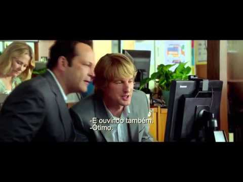 Os Estagiários (The Internship) - Trailer Oficial #2 Legendado (2013)