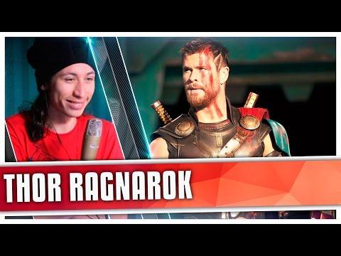 REACT Thor Ragnarok | Teaser Trailer Legendado #2389