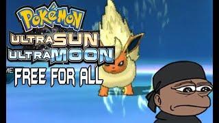 MEMES - Pokemon Ultra Sun & Moon FFA