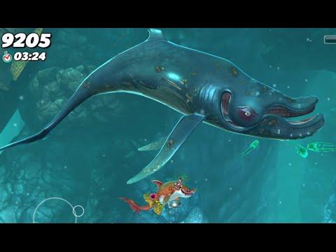 Giant Sea Monster - Discover Submarine Volcano | Hungry Shark World