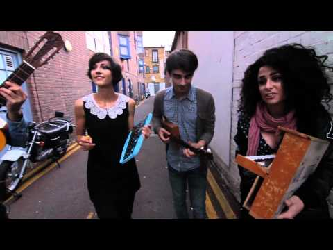 "SB.TV - Sophie Delila, Jack Savoretti & We Were Evergreen -  ""I Need A Dollar"" - A64"
