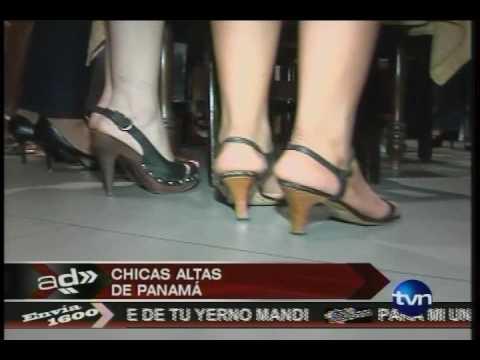 Las Chicas Altas de Panama en