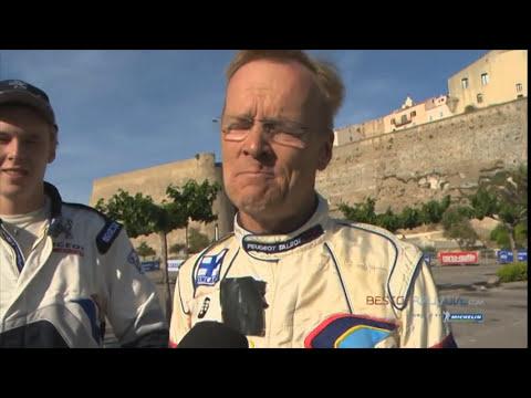 Ari Vatanen back - 2011 Tour de Corse - Best-of-Rallylive