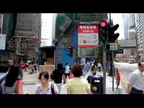 Hong Kong Island City Tour & Sightseeing