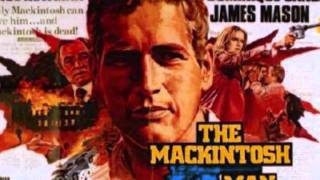 Maurice Jarre - The Mackintosh Man (1973)