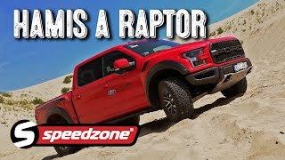 Ford F-150 Raptor teszt: Hamis a Raptor