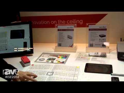 ISE 2016: WolfVision Talks About Cynap System for Collaborative Conferencing