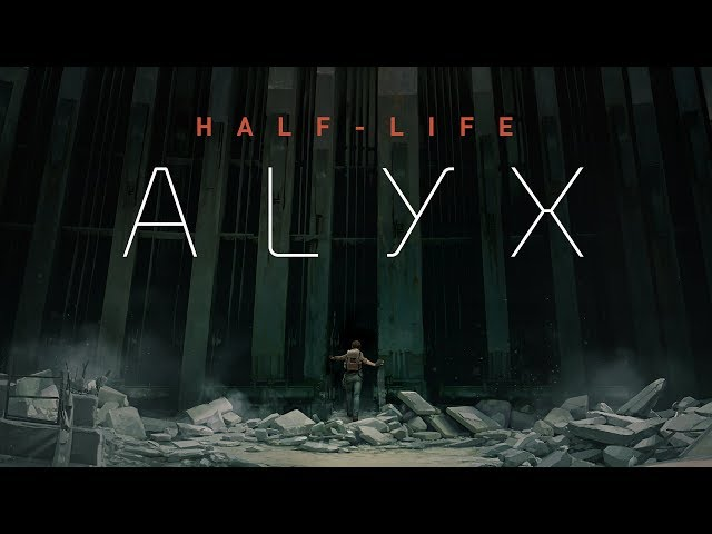 Half-Life: Alyx Announcement Trailer thumbnail
